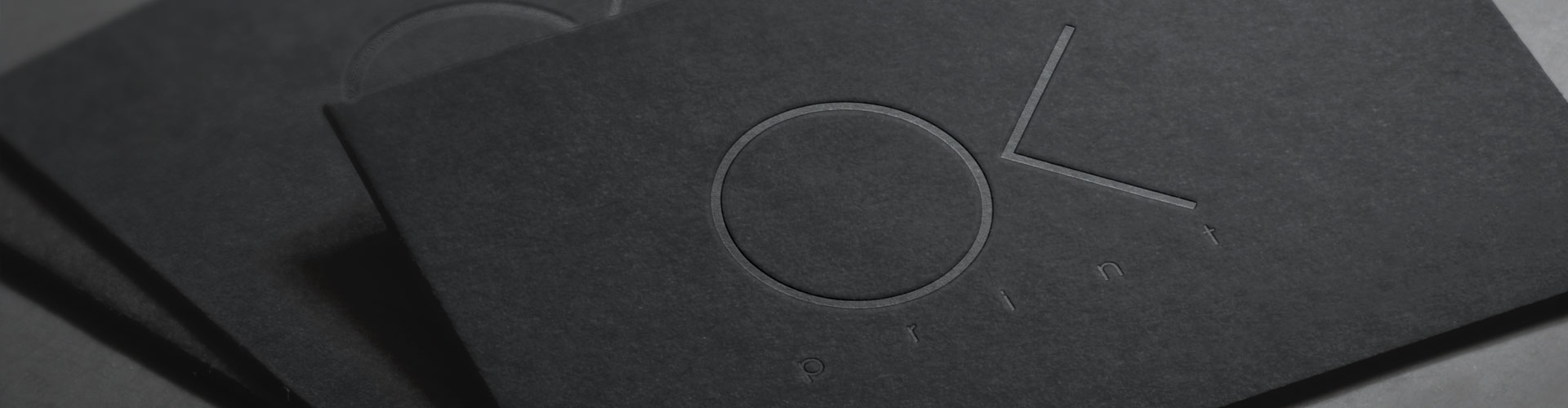 Luxury Business Cards OK PRINT, London